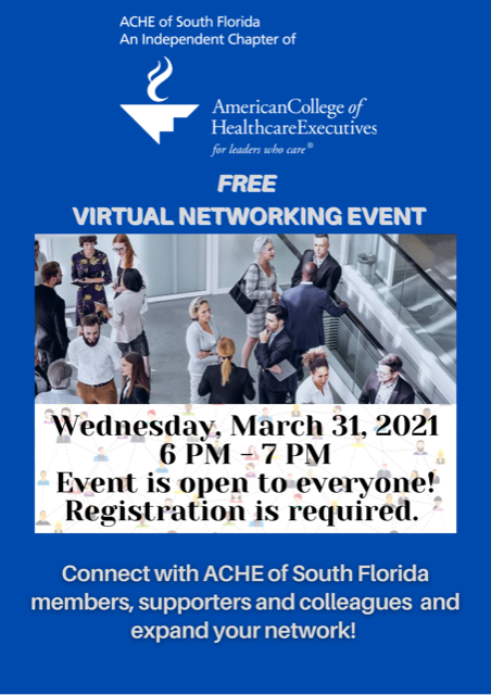 ACHE of South Florida Virtual Education Program